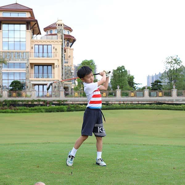 中国职业教练【CPGA】-青少年私教课程