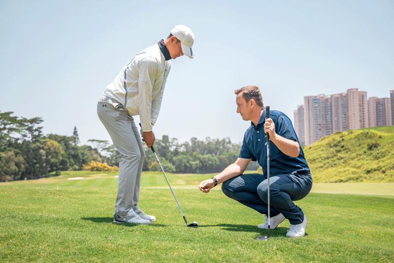 一个优.秀的高尔夫教练应该具备哪些特质?